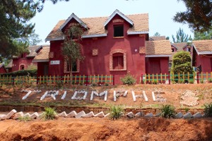 New beds needed for the youngest children at Le Triomphe orphanage