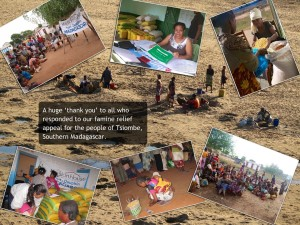 Urgent Appeal for Madagascar